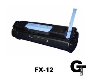 Canon キヤノン FX-12 リサイクルトナー 【安心の1年保証】
