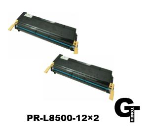 NEC PR-L8500-12 リサイクルトナー ★2本セット★【安心の1年保証】MultiWriter 8200 8200N 8250 8250N 8400N 8450N 8450NW 8500N
