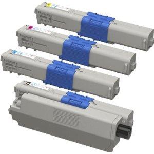 OKI  沖データ TNR-C4J*1 4色セット リサイクルトナー【安心の1年保証】
