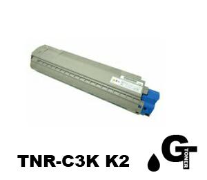 OKI 沖データ TNR-C3K K2ブラック リサイクルトナー★送料無料★【安心の1年保証】
