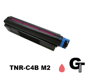 OKI 沖データ TNR-C4B M2 マゼンタ リサイクルトナー ★送料無料★【安心の1年保証】