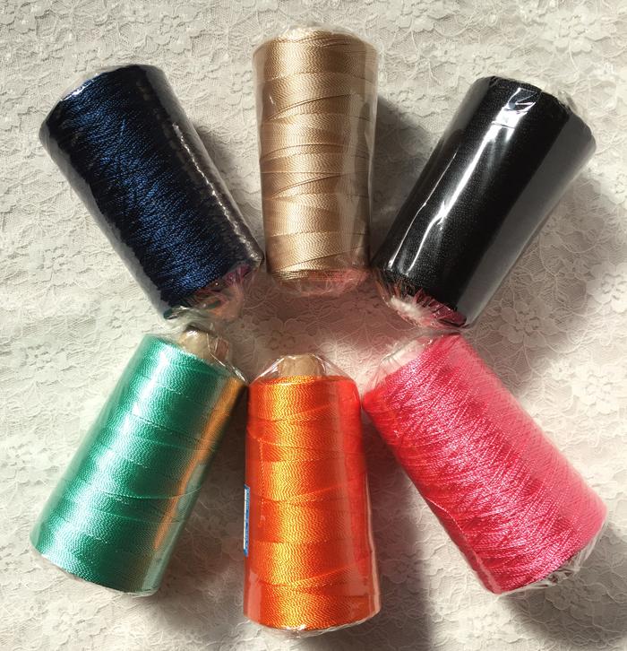 鮮やかな発色 休み 艶やかな光沢 長く愛されているレーヨン太糸 タッセル スモッキング ステッチ コード刺繍に… 900m巻 代引不可 ユニオン レーヨン#10 刺繍糸 2 NEW ARRIVAL