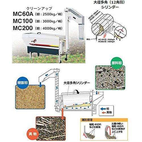 粗選機MC60A,KMEV
