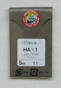 倉 オルガン針 HAX1 気質アップ 10本入