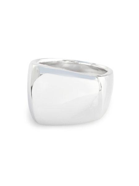【※ポイント5倍※】MIRAH(ミラ)【R102RP Silver925 Ring (ロジウムコーティング)】[正規品](リング/指輪/シルバー925/銀/ペア/プレゼント/ギフト/ユニセックス/メンズ/レディース)【送料無料】