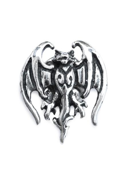 Darren Simonian(ダレン シモニアン)【Hollywood Vampires Bat Lapel Pin's (Small) ハリウッドヴァンパイアーズ ピンズ】[正規品](コウモリ/ブローチ/バッジ/スターリングシルバー/愛用/着用/銀/925/プレゼント/ユニセックス/メンズ/レディース)【送料無料】