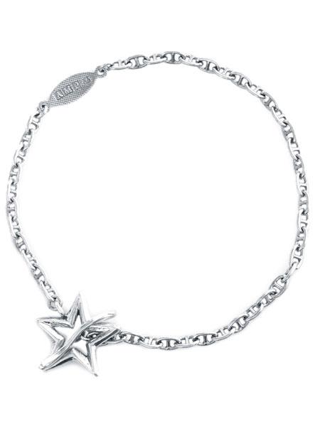 Amp An Amplifier Regular Article Bracelet Sterling Silver Anchor T Bar Br Star 925 Chain Pair Present Gift