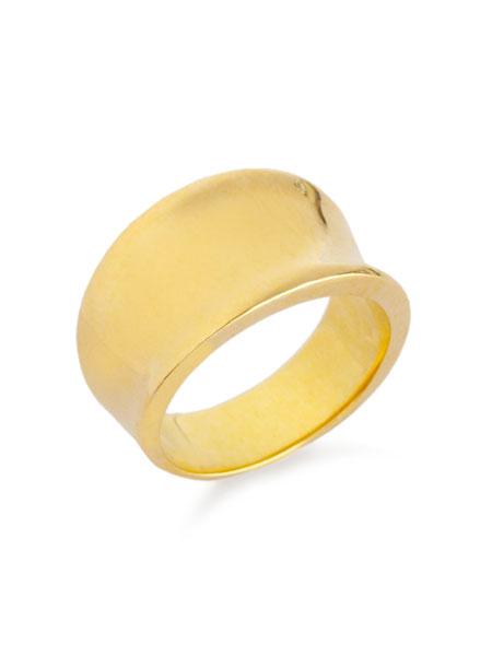 【※ポイント5倍※】ACE by morizane(エースバイモリザネ)【rev round ring k18 gold plated / レヴ ラウンド リング】[正規品](指輪/メンズ/レディース/ギフト/プレゼント)【送料無料】