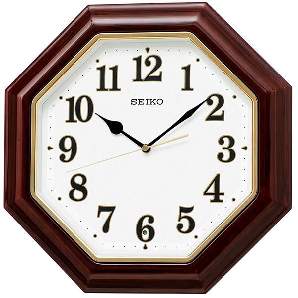 【SEIKO】セイコー 電波掛時計スタンダード KX251B