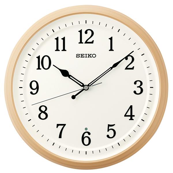 【SEIKO】セイコー 電波掛時計スタンダード KX255B