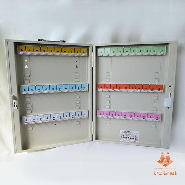 【キーボックス】TATA デジタルキーボックスNK型 60本掛け(マグネットシート付)
