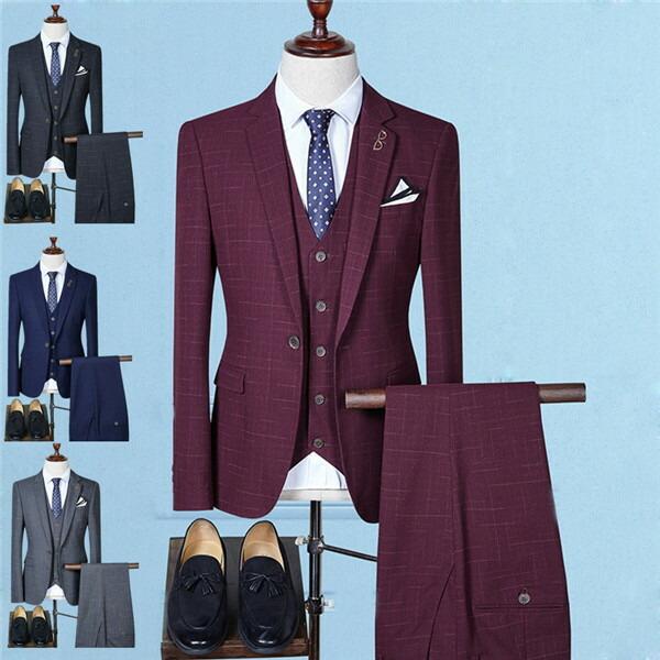 【サイズ有S~4XL】スーツ メンズ フォーマル スーツ ベスト付き 背広 長袖 ビジネススーツ ジャケットスーツ 1ツボタン スリムミニマリスト S~4XL 大きいサイズ リクルートスーツ 卒業式 面接 入学式 花婿スーツ メンズスリムスーツ 3点セット/代引き不可 P08Apr16