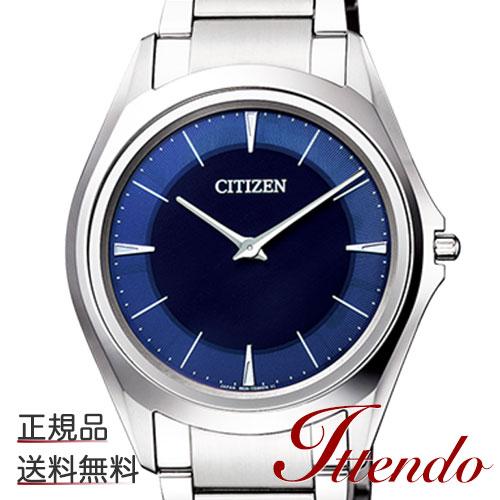 世界一薄く軽いシチズン CITIZEN エコ・ドライブ ワン Eco-Drive One AR5030-59L 腕時計
