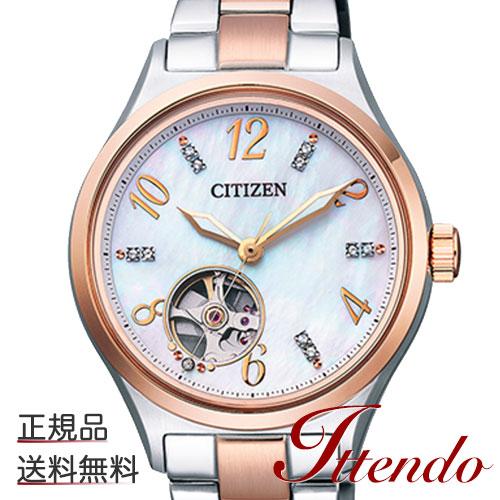 シチズンコレクション CITIZEN COLLECTION PC1006-84D レディース 腕時計 メカニカル