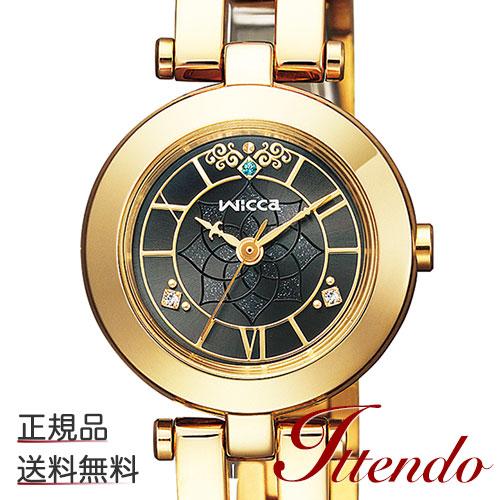 シチズン ウィッカ CITIZEN wicca KP5-221-51 レディース 腕時計 ソーラーテック 『アラジン』 限定モデル