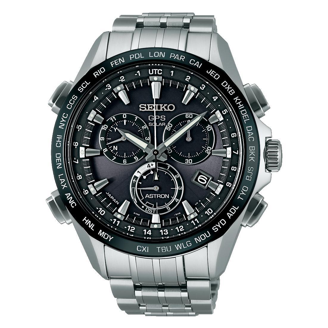 セイコー アストロン SEIKO ASTRON SBXB003 メンズ 腕時計 ソーラーGPS衛星電波修正