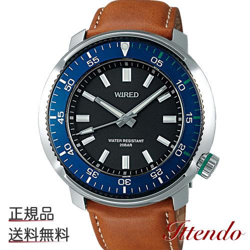 セイコー ワイアード SEIKO WIRED AGAJ701 メンズ 腕時計 クオーツ  SOLIDITY限定モデル