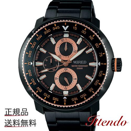 セイコー ワイアード ソリディティー SEIKO WIRED SOLIDITY AGAT719 メンズ 腕時計 クオーツ 限定モデル