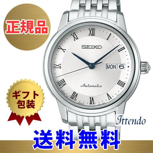 セイコー プレザージュ SEIKO PRESAGE SRRY013 レディース 腕時計 メカニカル 自動巻(手巻つき)