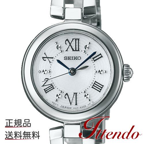 セイコー セレクション SEIKO SELECTION SWFA151 レディース 腕時計 ソーラー