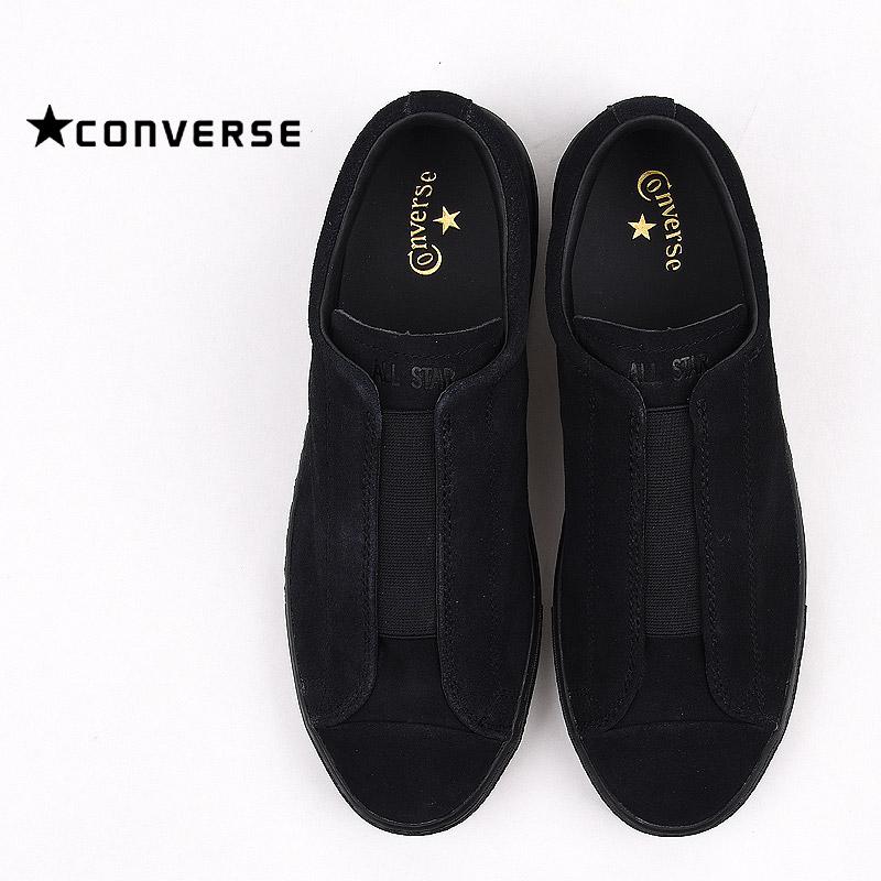 ALL STAR COUPE SUEDE FLATSLIP OX ブラック コンバース converse メンズ スニーカー 黒 カジュアル 靴 クップ 驚きの値段 ファッション シューズ オールスター 公式ショップ フラットスリップ 31304941 スエード