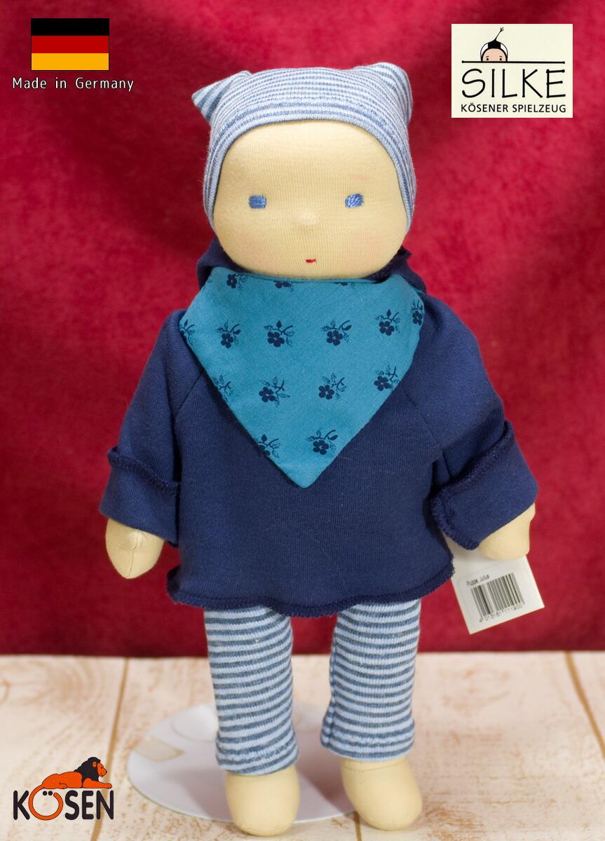 ケーセン ぬいぐるみ kosen ケーセン ジルケ人形 kosen Silke JULIUS 28cm 知育玩具 リアル 動物