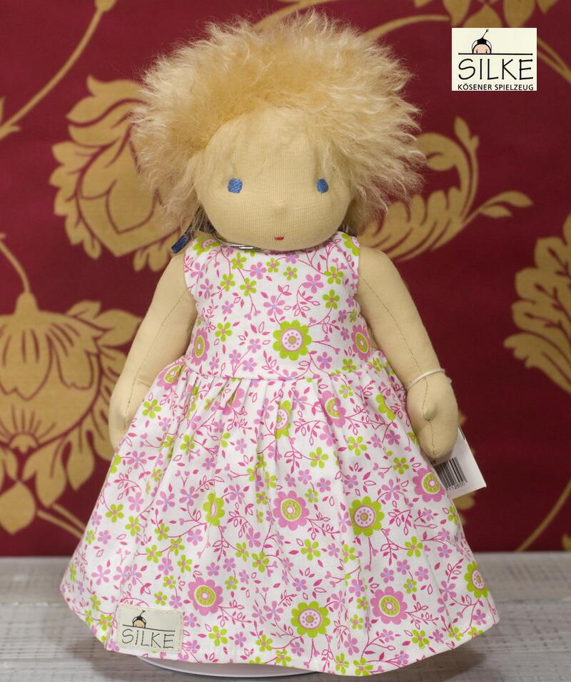 ケーセン ぬいぐるみ kosen ケーセン ジルケ人形 kosen Silke ヘレーネ Helene 28cm KOSEN ケーセン社 知育玩具 リアル 動物