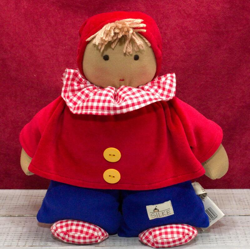 ケーセン ぬいぐるみ kosen ケーセン ジルケ人形 kosen Silke ZWERG 30cm 知育玩具 リアル 動物