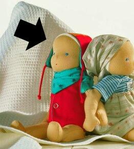 ケーセン ぬいぐるみ kosen ケーセン ジルケ人形 kosen Silke IDA 28cm 知育玩具 リアル 動物