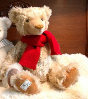 ジルケ人形(SILKE) TEDDY