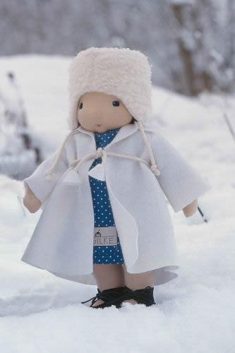 ケーセン ぬいぐるみ kosen ケーセン ジルケ人形 kosen Silke Gerda 28cm 知育玩具 リアル 動物