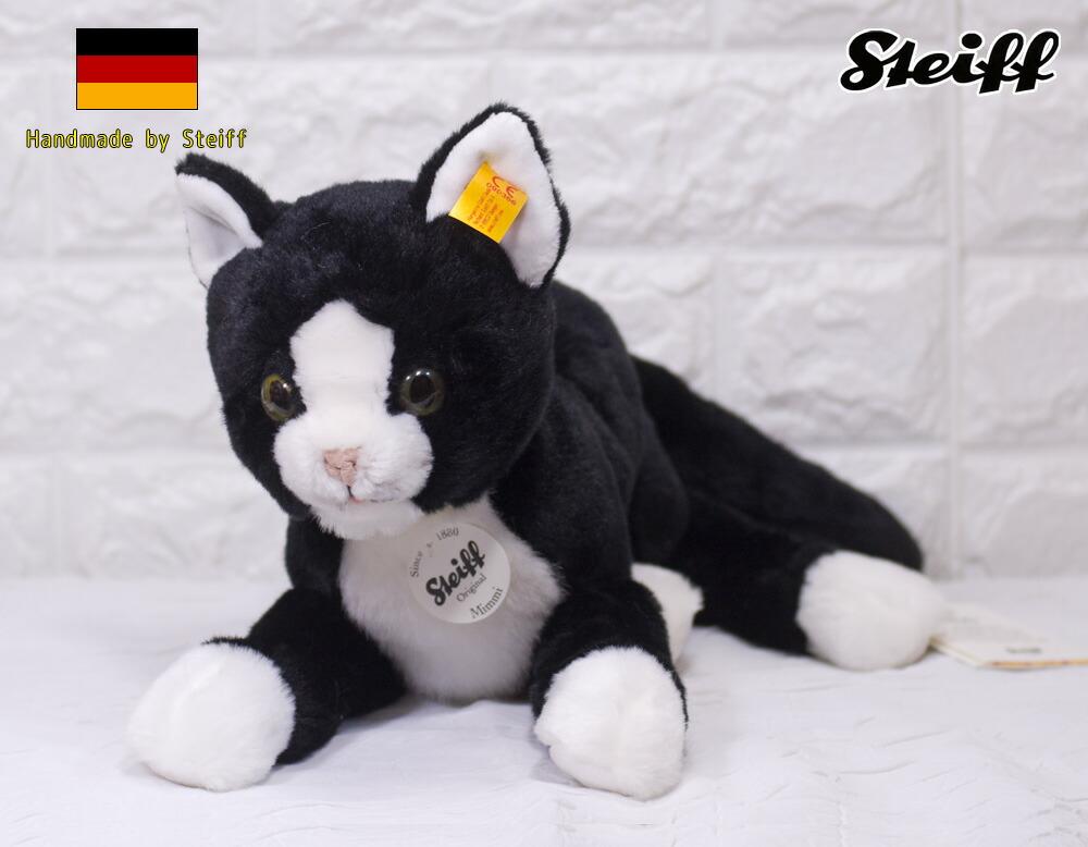 Steiffシュタイフ ミミ ダングリング 猫