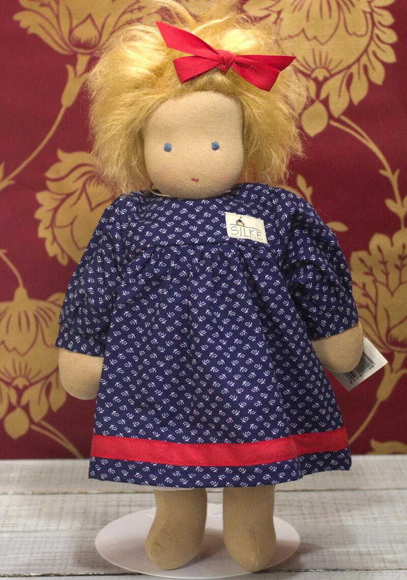 ケーセン ぬいぐるみ kosen ケーセン ジルケ人形 kosen Silke クララ (CLARA) 35cm 知育玩具 リアル 動物