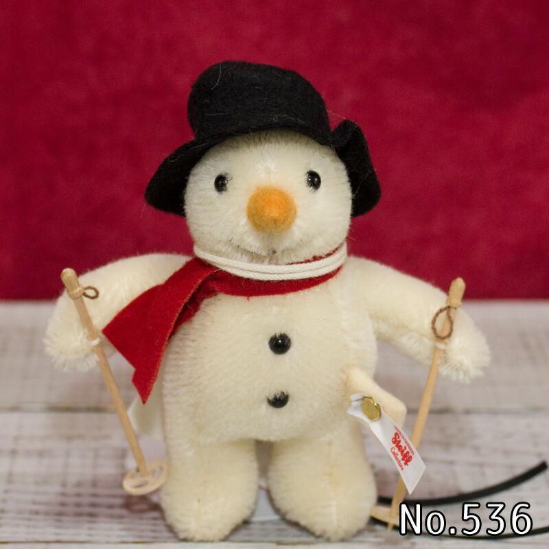 シュタイフ テディベア Steiff アメリカ限定ミスターウィンター テディベア(Mr. Winter Teddy Bear) テディベア ぬいぐるみ 誕生日 プレゼント 内祝い ギフト クリスマス