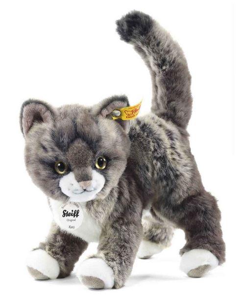 シュタイフ テディベア Steiff 猫テディベア ぬいぐるみ 誕生日 プレゼント 内祝い ギフト クリスマス