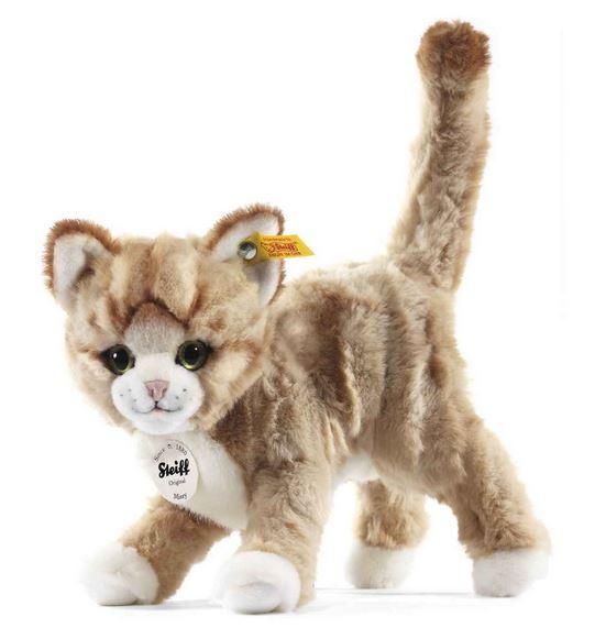 シュタイフ テディベア Steiff ミジー 猫