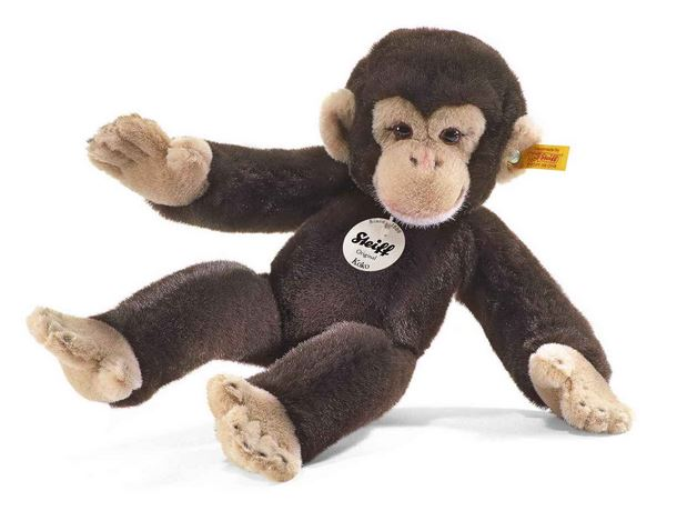 シュタイフ テディベア Steiff ココ チンパンジーテディベア ぬいぐるみ 誕生日 プレゼント 内祝い ギフト クリスマス