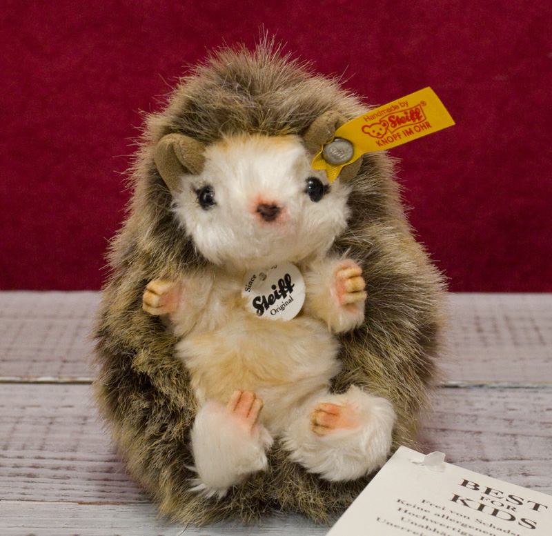 Ivyroom Steiff Steiff Jogger Baby Hedgehog Joggi Baby Hedgehog