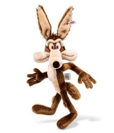 シュタイフ テディベア Steiff 【予約】Steiff テディベア ワイリー・コヨーテ(Wile E. Coyote)
