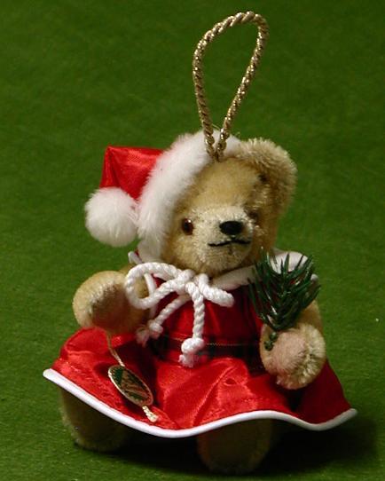 サンタ リトルクリスマス 13cm