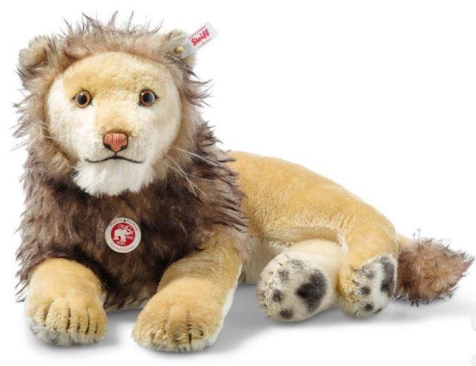 シュタイフ テディベア Steiff Steiff クレアズ ライオン 世界限定 CLAIRE'S LION