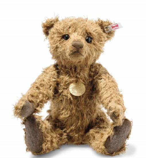 シュタイフ テディベア Steiff Steiff ヘーゼル テディベア 世界限定 HANSEL TEDDY BEAR