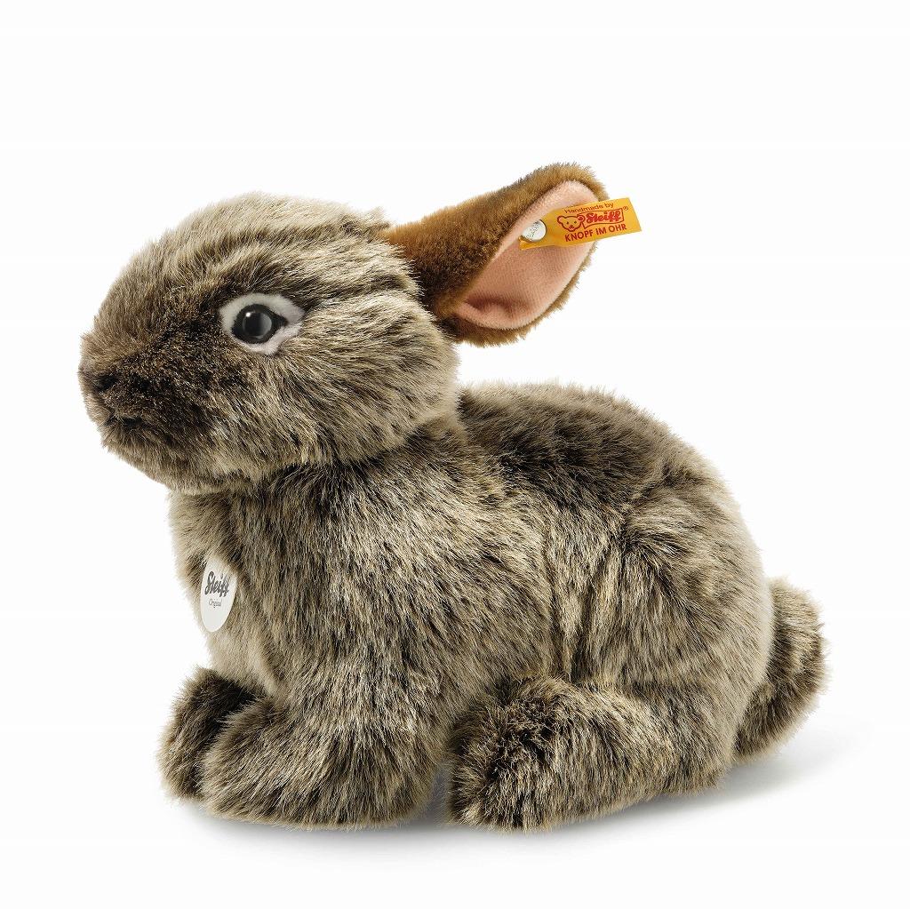 シュタイフ テディベア Steiff ナショナルジオグラフィック メキシコウサギ 23cm steiff テディベア VULA VOCANO RABBIT