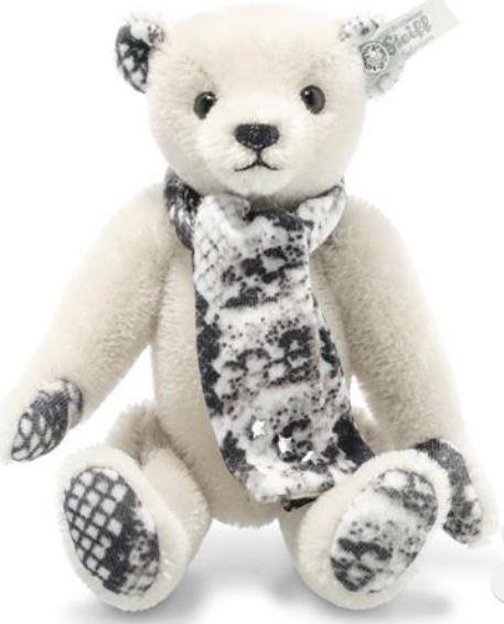 シュタイフ テディベア Steiff スワロフスキー スネーク ミニテディベア 16cm steiff テディベア SNAKE Mini Teddy bear