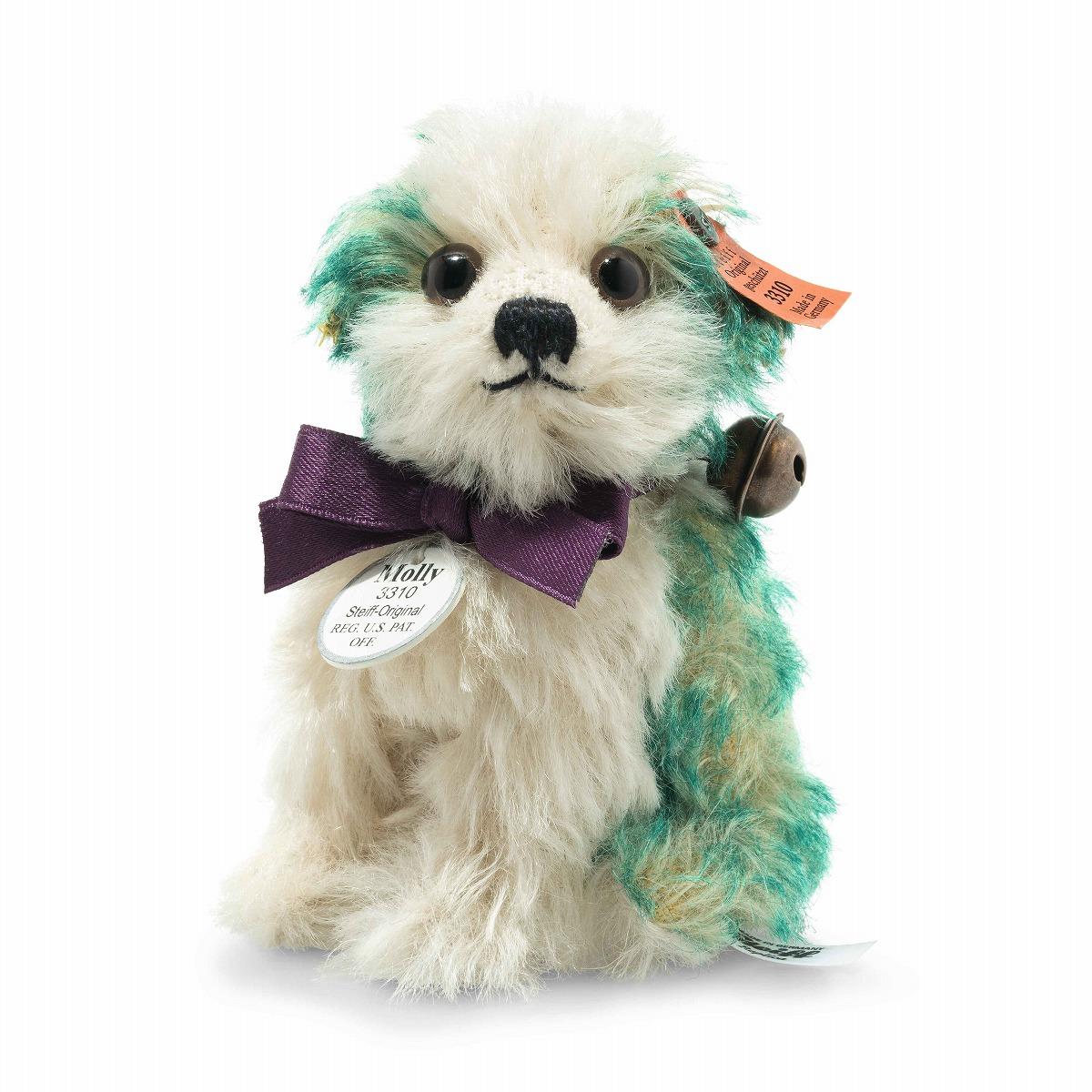 ドイツ Steiff シュタイフ 社テディベア テディベア レプリカ モーリー cm dog 1927 replica セール 登場から人気沸騰 10 ドック Molly 割引