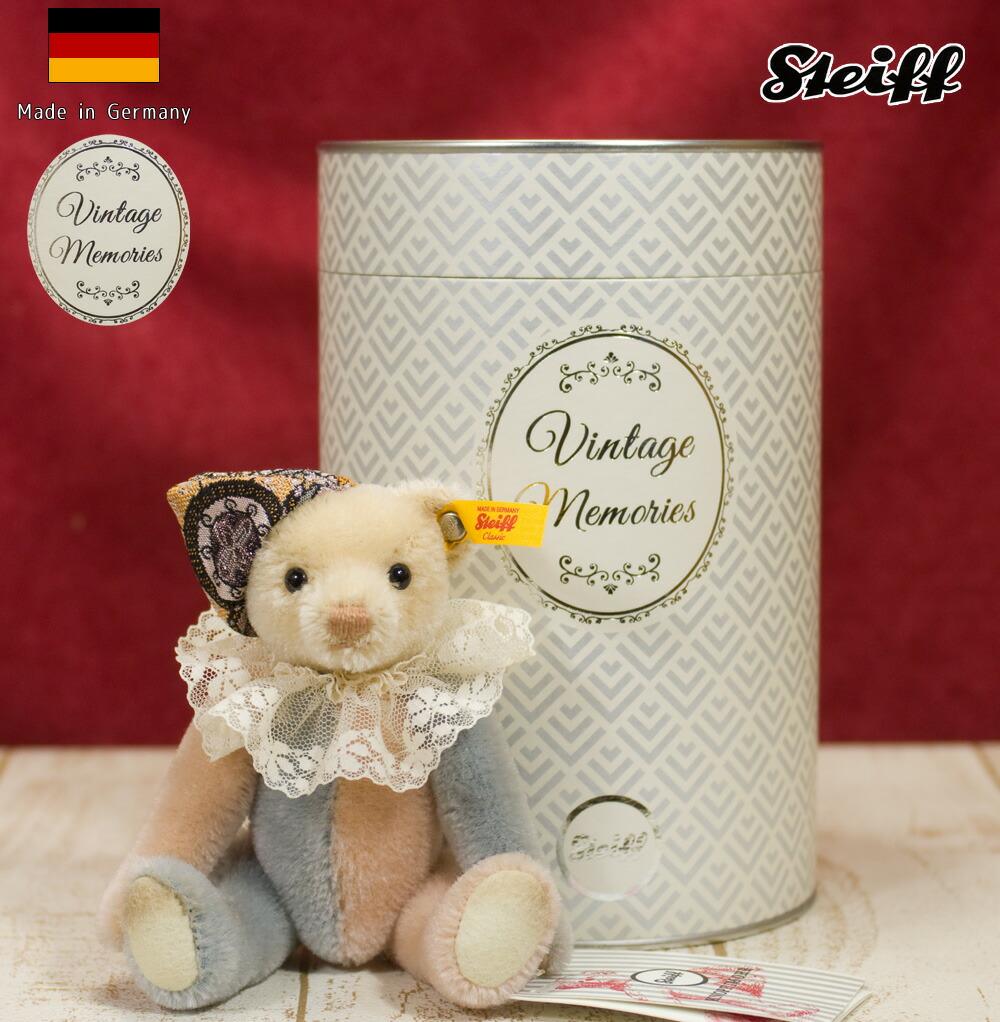 シュタイフ テディベア Steiff テディベア ケイ テディベアKay Teddy Bear 16 cm ぬいぐるみ ギフト プレゼント クリスマス