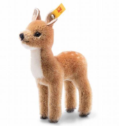 Steiffシュタイフ ワイルドライフ 小鹿 14cm fawn in gift box