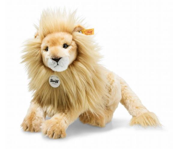 Steiffシュタイフ レオ ライオン 30cm Leo lion テディベア ぬいぐるみ