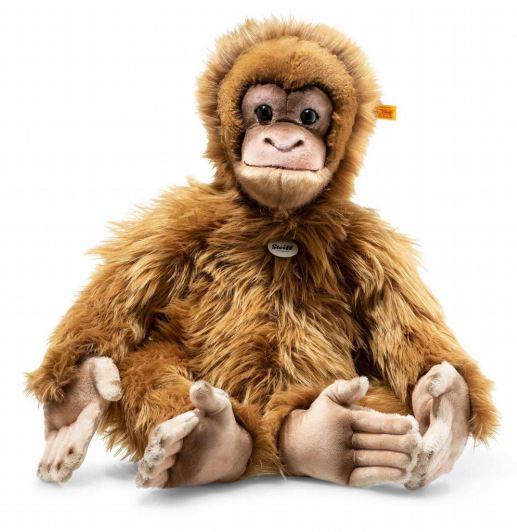 シュタイフ テディベア Steiffフラミー アレナ オランウータン 60cm Alena orangutanテディベア ぬいぐるみ