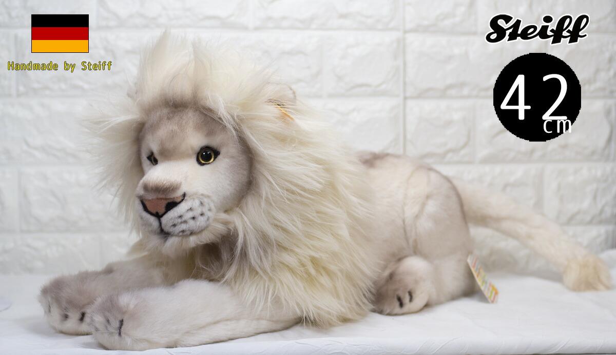Steiffシュタイフ ティンバ ライオン 42cm (Timba Lion)テディベア ぬいぐるみ 誕生日 プレゼント 内祝い ギフト クリスマス